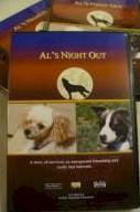 """Al's Night Out"" DVD starring the snips dogs!"